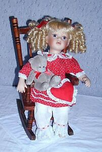 10 Genuine Porcelain Dolls : Clean,SmokeFree : As Shown Cambridge Kitchener Area image 9