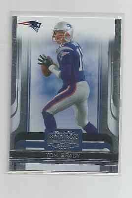 TWO (2) TOM BRADY (New England Patriots) 2006 DONRUSS GRIDIRON CARDS #63