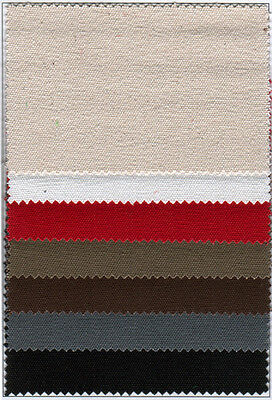 100% Cotton Duck Canvas Cloth 14 oz 60
