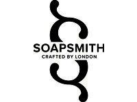 Part Time Production Assistant - Soapsmith Ltd £7.50 per hour East London Based