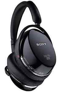 Sony MDRNC500D Digital Noise-Canceling Headphone (Black) Peterborough Peterborough Area image 3
