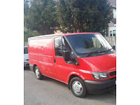 MAN WITH A VAN and or TWO MEN WITH A VAN 07526502605 based in Midlands area. REASONABLE RATES.