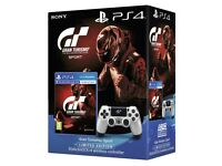 Gran Tursmo GT Sport with Limited Edition DS4 Controller