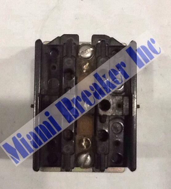 Gould 2160 B210AA 66 Contactor 30A 600V 1 Pole Unit