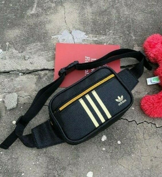 Adidas Originals Belt Bag Fanny Pack Waistpack Festival Bag