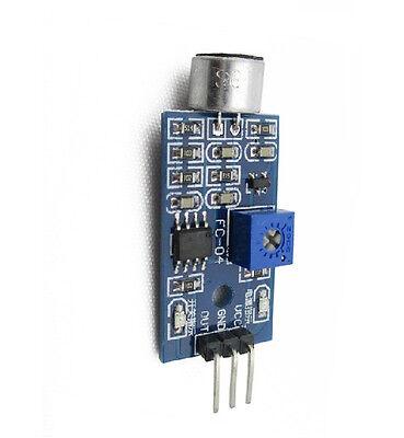 5pcs Sound Detection Sensor Module Sound Sensor Intelligent Vehicle For Arduino