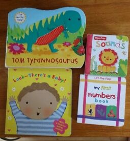 Used baby books