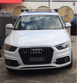Audi Q3 turbo diesel s-line automatic  Dee Why Manly Area Preview