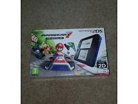 NINTENDO 2 DS Mariokart7 NEW pre-installed