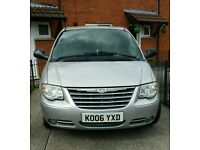 Chrysler voyager 2006 .7 seater. 69500 miles . Cambelt changed