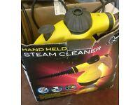 Quest handheld steam cleaner