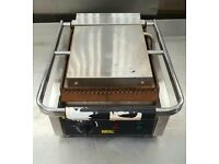 Buffalo cd474 single contact grill