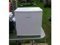Russell hobs table top chest freezer