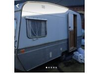 Wanted Retro caravan
