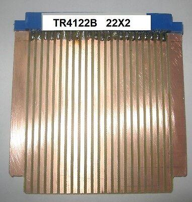 Advantest Taked Tr-4122b Spectrum Analyzer Extender Board 22x2 Kit Form Riser