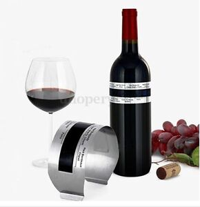 Inoxidable-acero-LCD-Vino-Termometro