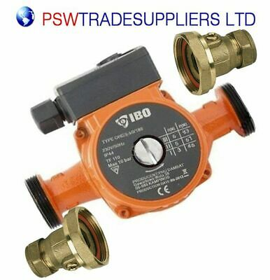 Central Heating Circulator Pump 40-180 For Hot Water Heating System
