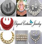 Elegant Costume Jewelry - How to Store and Preserve it
