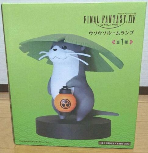 Final Fantasy XIV FFXIV Odder Otter Room Lamp Figure Figurine TAITO In stock