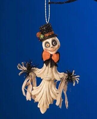 Bethany Lowe Leeann Kress Halloween Beguiling Bernard Ornament—New For 2020!