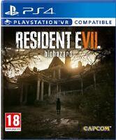 Resident Evil 7 Per Sony Ps4 Nuovo Prodotto Ufficiale Italiano - sony - ebay.it