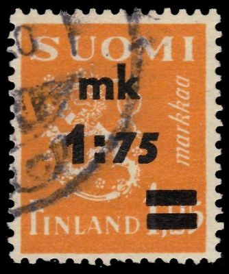 "FINLAND 221 (Mi228) - Finnish Lion ""Provisional"" (pa7322)"