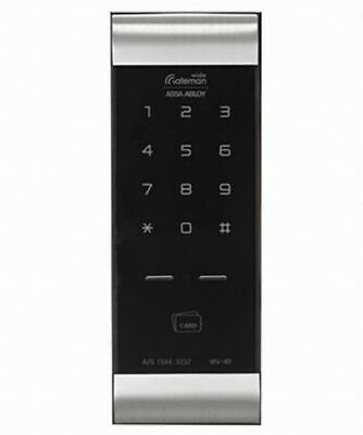 Gateman WV-40 Keyless Locks Digital Doorlock  + 4 Key Tags