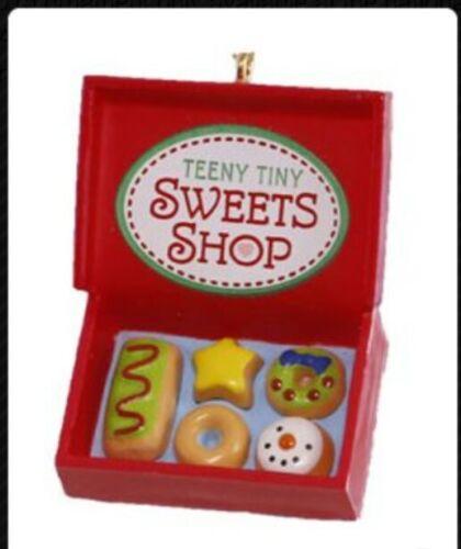 Hallmark 2015 Teeny Tiny Sweets Shop - KOC Event - Mini Repaint -NIB- FREE Ship