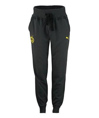 PUMA T7 - Men's Tracksuit Bottoms with Borussia Dortmund Logo Size UK 28