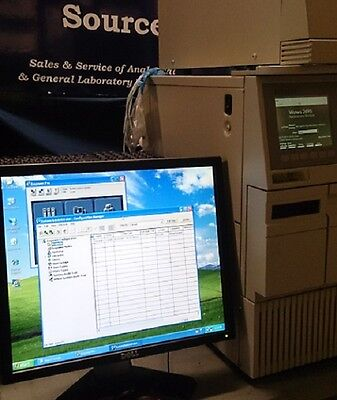 Waters Alliance 2695 Hplc System With Micromass Zq And Sw