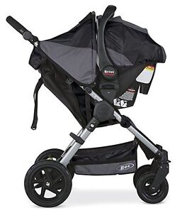 Britax BOB Motion Travel System Stroller + Car Seat BRAND NEW