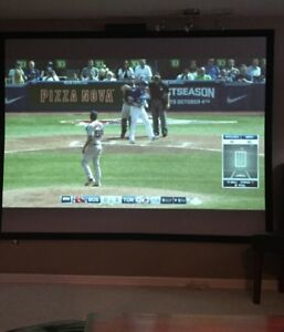 Home Theatre and project/project screen
