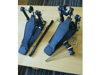 Double Kick Drum Pedal BRAND NEW