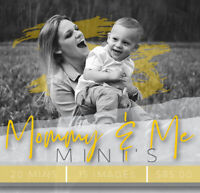 Mommy & Me Mini Sessions!