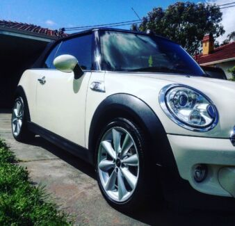 Awesome Mini Cooper S Convertible Auto Bayswater Bayswater Area Preview
