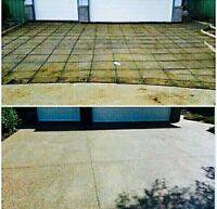 Garage pads, rv pads, driveways, shops etc!!