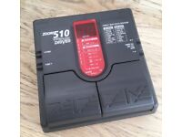 Guitar effects pedal - Zoom 510 dualpower driver