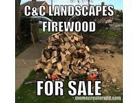 firewood - logs ready now