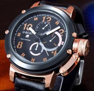 U BOAT and LIEGE watches for sale