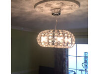 Next Light Fitting / Chandelier