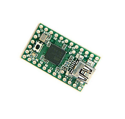 New Teensy 2.0 Usb Development Board Avr Mkii Isp Download Cable At90usb162