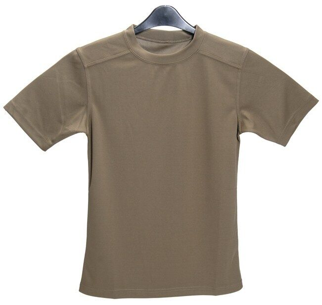 "Army Issue PCS Light Olive Coolmax T Shirt - Size 190/110  X-LARGE  (44"" Chest)"