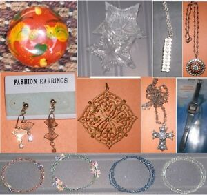 Fashion Jewellery Lot (Take all for $12)