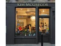 JUNIOR ASSISTANT / RECEPTIONIST REQUIRED HAIRDRESSING SALON IN STOCKBRIDGE