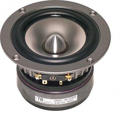 Tang Band W4-1337SDF , High End Breitbänder mit Titanmembran , 125,5 mm , 8 Ohm