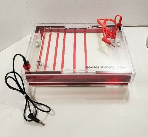 Hoefer HE120 Simple Sub Horizontal Gel Electrophoresis System