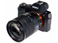 Sony A7 (alpha 7) 28-70mm lens