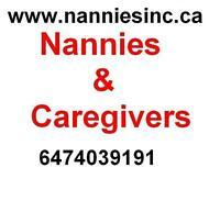 Nanny Services