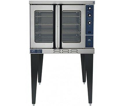 New Commercial Electric Convection Oven Full Size Single Deck Duke E101-e