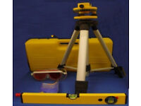 Power Master Laser Level Kit